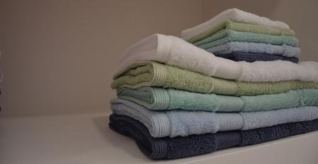Asciugamani in Spugna di Cotone