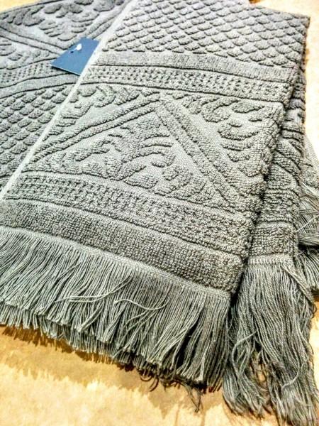 Asciugamano grigio Winkler